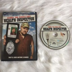 (3 for $15) Larry the cable guy: Health Inspector